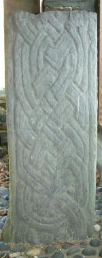 Kirk Maughold Cross No. 108