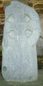 Kirk Maughold Cross No. 114