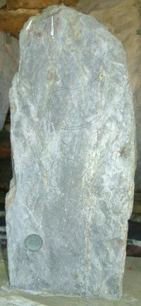 Kirk Maughold Cross No. 46