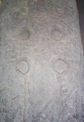 Joalf's Cross Slab at Kirk Michael