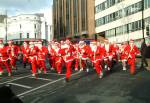 Santa Dash for Charity