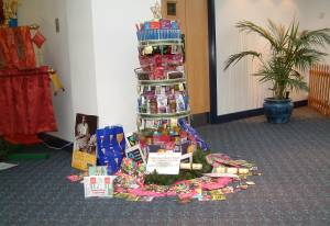 Festival of Trees - The Fair Trade Tree - Do They Know Its Christmas?