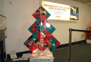 Festival of Trees 2004 - The Island's Bank - Tree 10