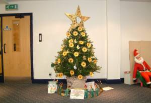 Festival of Trees 2004 - Who Says Money Doesn't Grow on Trees?  Have a Capital Christmas. Tree 2