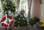 Manx Heritage Flower Festival on the Isle of Man
