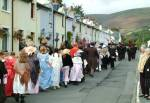 Grand Parade - 150th Anniversary of the Laxey Wheel