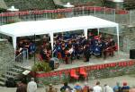 Garden Fair - 150th Anniversary of the Laxey Wheel