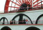 Opening Ceremony Re-enactment for the 150th Anniversary of the Laxey Wheel