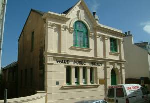 Peel's Ward Public Library