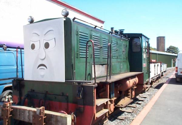 diesel thomas the tank engine - photo #9