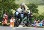 Michael Weynand at Ballaugh Bridge.