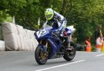 Nigel Beattie at Ballaugh Bridge.