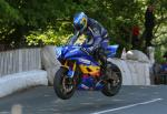Adrian McFarland at Ballaugh Bridge.