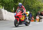 Philip Stewart at Ballaugh Bridge.