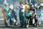 David Smith (number 98) at Start Line, Douglas.