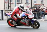Stefano Bonetti at Ballaugh Bridge.