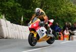 Cameron Donald at Ballaugh Bridge.