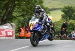 Robbie Silvester at Ballaugh Bridge.