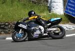 Dean Silvester at Governor's Bridge.