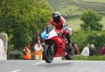 Mark Parrett at Ballaugh Bridge.
