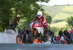 Dan Stewart at Ballaugh Bridge.