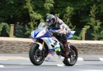 Mike Crellin at Braddan Bridge.