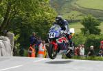 Chris Heath at Ballaugh Bridge.