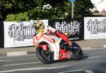 Guy Martin at Quarterbridge, Douglas.