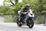 Adrian Clark at Ballaugh Bridge.