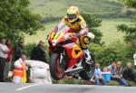 Darran Lindsay at Ballaugh Bridge.