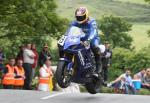 John Barton at Ballaugh Bridge.