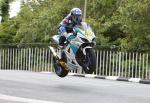 Luis Carreira at Ballaugh Bridge.