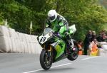 Paul Shoesmith at Ballaugh Bridge.