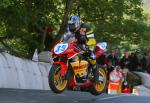 Mark Buckley at Ballaugh Bridge.