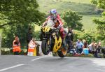 Bruno Bonhuil at Ballaugh Bridge.