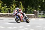 Stefano Bonetti at Braddan Bridge.