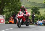 Roy Richardson at Ballaugh Bridge.