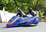 Dan Clark/Dave Clark at Ballaugh Bridge.