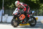 Ian Hutchinson at Ballaugh Bridge.