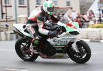 Paul Owen at Ballaugh Bridge.