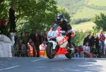 Ian Armstrong at Ballaugh Bridge.