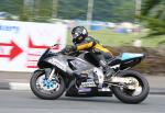 Dean Silvester at Quarterbridge, Douglas.