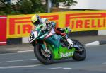 Ian Lougher at Quarterbridge, Douglas.