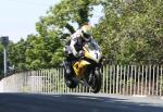 Adrian Archibald at Ballaugh Bridge.