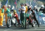 Tom Jackson (number 94) at Start Line, Douglas.
