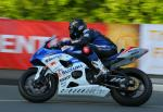 Bruce Anstey at Quarterbridge, Douglas.