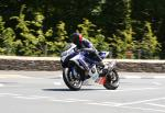 Daniel Kneen at Braddan Bridge.