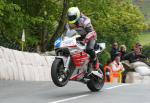 Keith Stewart at Ballaugh Bridge.