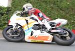 John McGuinness at Ballacraine.