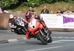 Ryan Farquhar at Quarterbridge, Douglas.
